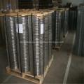 Rollos De Malla De Alambre Soldado Galvanizado Para La Construcción