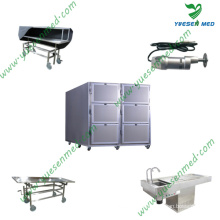 Medical Hospital 201 Stainless Steel Mortuary Morgue Refrigeration Units