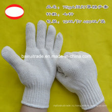 800 г хлопчатобумажные перчатки для семи-Контактный