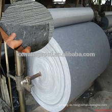 Fiberglasunterstützung für Bitumenmembran