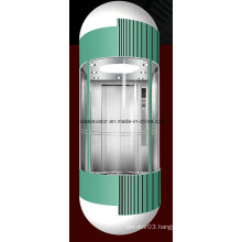 Ce Approved Observation Panoramic Elevator