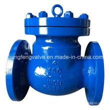 150lb Swing Check Valve with Flange End
