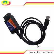 USB ELM327 OBD2 Interface Auto Diagnostic Tool