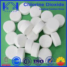 Productos de desinfección / Comprimidos de dióxido de cloro y polvo / Agente de blanqueo de alimentos