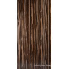 2015 High Gloss UV Wood Grain MDF Board (ZH-3960)