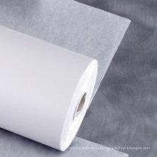 mg de papel sándwich blanco