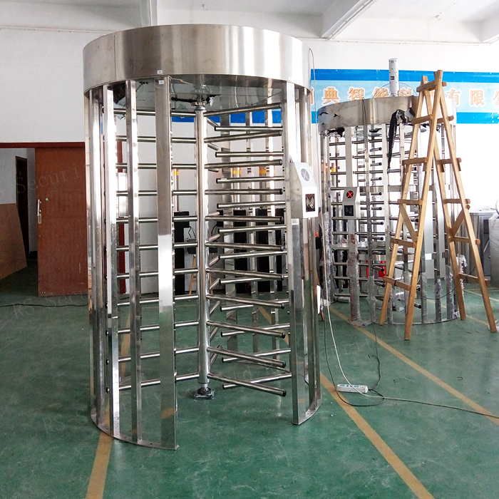 Waterproof Full Height Turnstile