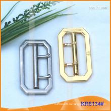 Внутренний размер 51мм металлические пряжки для обуви, сумки или ремня KR5134