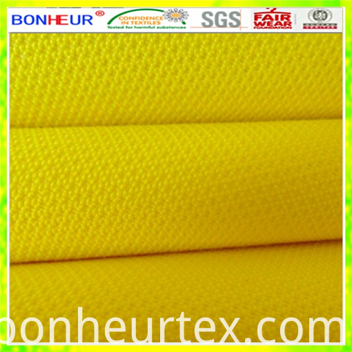 High Visibility Polyester Cotton Dobby Fabric