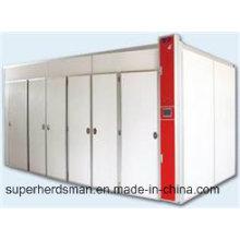 Large Capacity Autoamtic Eierinkubator