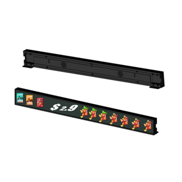 P1.5 Digital Led Sign Strip Screen