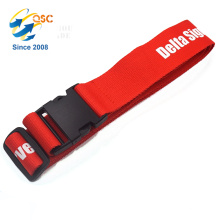 Wholesale Nylon Luggage Strap With 3 DialTAS Lock and Weighing Scale
