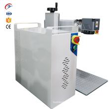 30W Faserlaser-Markierungsmaschine für mentale