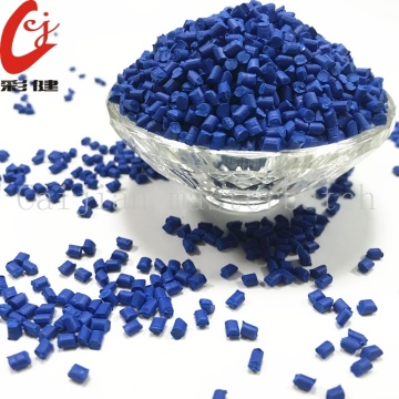 Blue Colour Masterbatch Granules