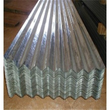 Hot dipped galvanized corrugated steel roofing sheets for prefab homes SHANDONG