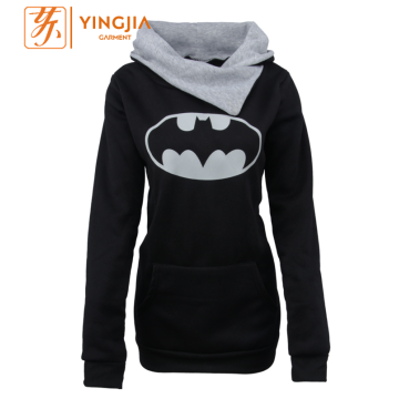 Winter Damesmode Print Pullover Pullover Hoodies