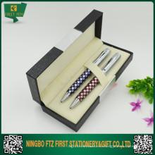 Выгравированные ручки с подарочной коробкой