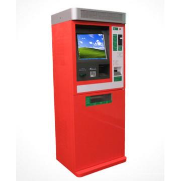 Werbungs-im Freieninformations-Touch Screen Bill-Zahlungs-Kiosk-Terminal-Maschine