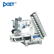 Máquina da multi-agulha da cama do cilindro da agulha de DT008-13032P 13 para máquinas industriais gerais do vestuário de pano da costura