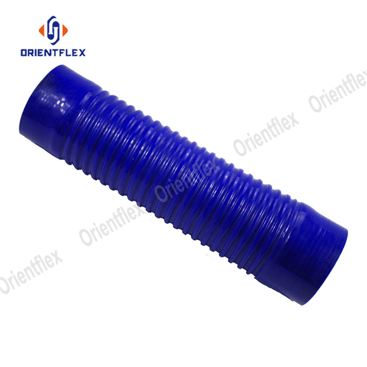 Flexible Silicone Corrugated Hose 7