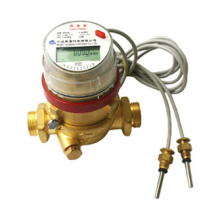 Detachable Multi Jet Mechanical Heat Meter with M-Bus or RS-485 for Option