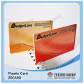 Печатные карты ID VIP карты прозрачный струйный ПВХ карты