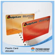 Printable Card ID VIP Card Transparent Inkjet PVC Card