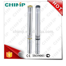 "CHIMP 4"" 2.2kW automtic stainless steel deep bore well submersible pump"