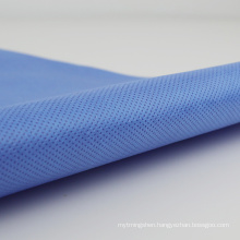 35GSM dark blue surgical blue sms smms fabric pp nonwoven sms nonwoven