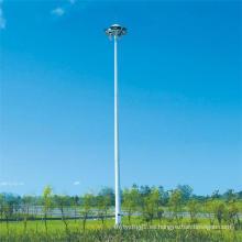 Baode enciende una luz de mástil vertical de 20m con luces de inundación de 1000W