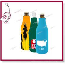 Сублимации Дайвинг материала сумка для длинную шею бутылка вина