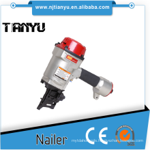 CN70PAL/CN80PAL Pneumatic Jumbo Coil Nailer For Automated Pallet Machine