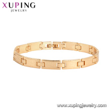 75787 Xuping New arrival gold plated luxury style Elegant fashion Bracelet for women