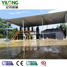 Fabricação de óleo para fornos da Tyres Pyrolysis Technologies