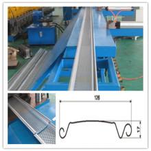 Controlado por PLC Metal Shutter Door Roll Forming Machine