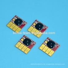 Heiße verkaufende Einzelteile! Für HP 711 Tintenpatrone permanenter Chip für HP Designjet T520 T120 Drucker