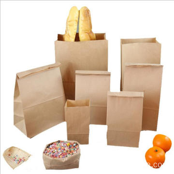 Custom Proof Food Packaging Paper Bag
