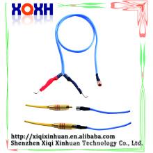 Durable flexible tattoo clip cord,tattoo clip cord supply,makeup rotary machine tattoo clip cord