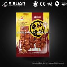 Hochwertiger laminierter Vakuum-Kebab-Verpackungsbeutel