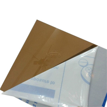 Dome Skylight Sound Barrier Polycarbonat Solid Sheet