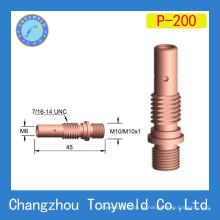 Suporte de ponta de contato de cobre Panasonic 200A