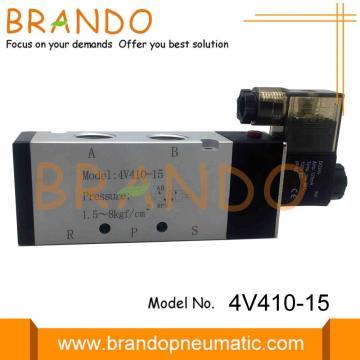 2 Way 4V410-15 Pneumatic Solenoid Valves
