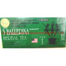 China Organic Herbal Wellness Detox Tea