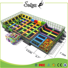 China fashion Best Hot Sale Funny Trampoline Park