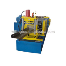 high speed c/z shape steel purlin forming machine for construction