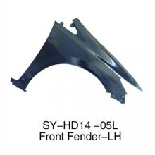 HONDA CIVIC 2012 Frente Fender-L