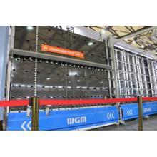 Máquina automática de fabricación de vidrio para ventanas de doble acristalamiento