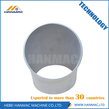 aluminum alloy seamless pipe fitting