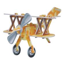 Juguete del rompecabezas del aeroplano EPS