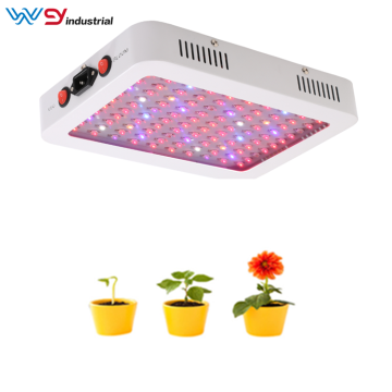 600 W interruptor duplo LED Grow Light